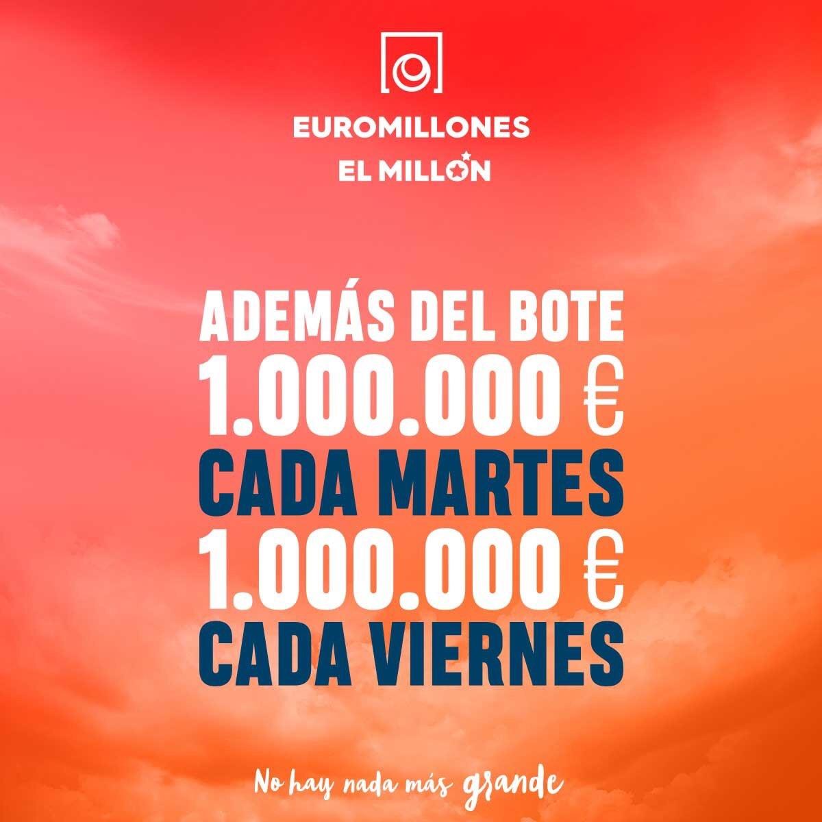 El Millón de Euromillones