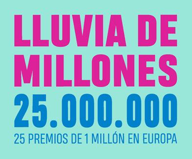 Lluvia de Millones - Euromillones (¿Que es la Lluvia de Millones?)